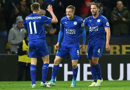 "Atletico Madrid - Leicester City : Hiểm địa chờ ""Bầy cáo"" - 1"