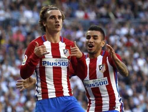"Atletico Madrid - Leicester City : Hiểm địa chờ ""Bầy cáo"" - 2"