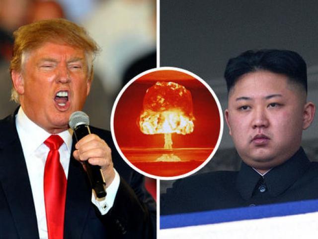 """Trump """"đổ dầu vào lửa"""" trước lời đe hạt nhân Triều Tiên"""