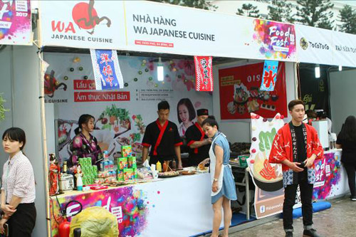 1491978759 food fest 2017 dai tiec am nhac va am thuc  5  - Food Fest 2017 - đại tiệc của âm nhạc và ẩm thực