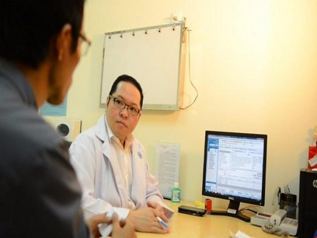 Bị ung thư do tinh hoàn 'đi lạc' trong ổ bụng 20 năm