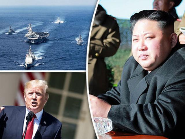 5 kịch bản nổ ra chiến tranh ở Triều Tiên