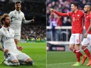 """Bóng đá - Real đấu Bayern: Quên Ronaldo đi, thành bại ở """"đại ca"""" Ramos"""