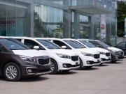 Sau 2 năm tại Việt Nam, Kia Sedona tiêu thụ được 4.000 xe