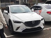 Tư vấn - Mazda CX-3 sắp bán ở Việt Nam giá trên 700 triệu đồng?