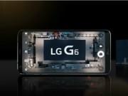 Video màn tra tấn liên hoàn LG G6