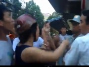 Phó chủ tịch phường bị tát khi dẹp vỉa hè ở Buôn Ma Thuột