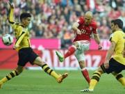 Bóng đá - Bàn thắng đẹp V28 Bundesliga: Chân pha lê vẽ đường cong