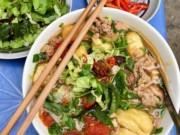 Ẩm thực - CNN lựa chọn 5 món từ bún ngon nhất Việt Nam