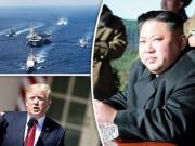 Thế giới - 5 kịch bản nổ ra chiến tranh ở Triều Tiên