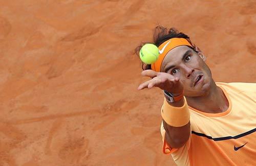 Tin thể thao 13/4: Chỉ Djokovic hạ được Nadal ở Roland Garros