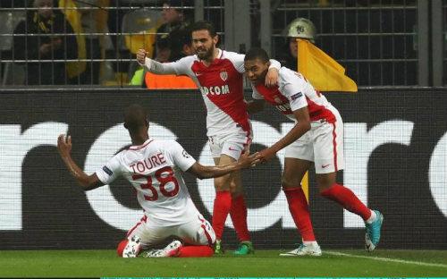 """Dortmund - Monaco: """"Thần đồng"""" dội bom rực rỡ - 1"""