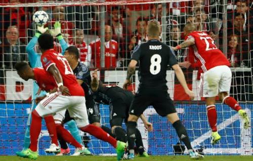 Bayern Munich - Real Madrid: Ngược dòng nhờ cú đúp siêu sao - 1