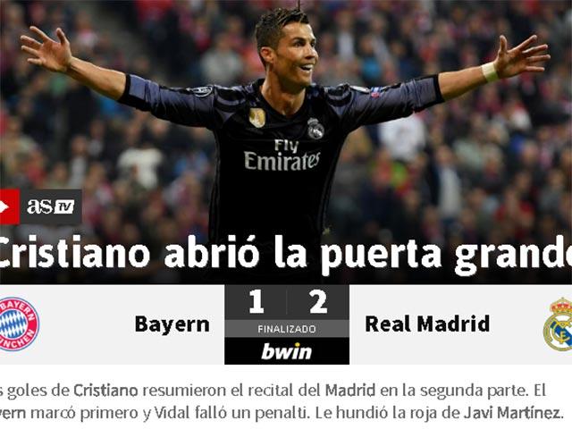 Báo chí tung Ronaldo lên mây, dự đoán đoạt QBV