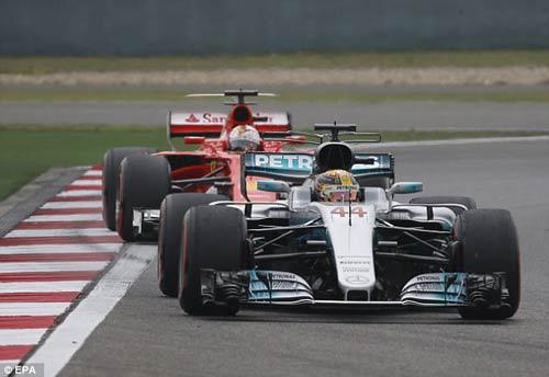 Đua xe F1, Bahrain GP: Thiêu đốt dưới 46 độ C giữa sa mạc