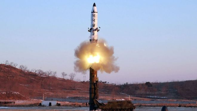 Triều Tiên sẵn sàng kích nổ bom hạt nhân ngay lập tức - 2