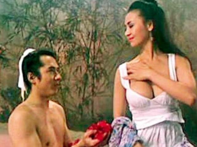 """Người tình màn ảnh bốc lửa khiến Châu Tinh Trì """"nhớ suốt đời"""""""