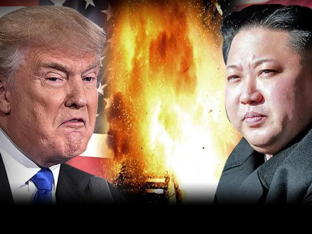 """Nếu Trump """"dội bão lửa"""", Triều Tiên chống đỡ ra sao?"""