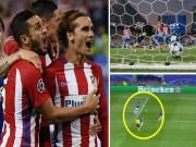 Bóng đá - Griezmann 100 triệu euro kiếm penalty tưởng tượng, Leicester nổi đóa