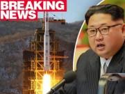 Thế giới - Triều Tiên sẵn sàng kích nổ bom hạt nhân ngay lập tức