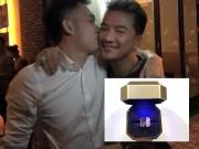 Dương Triệu Vũ có ý gì khi tặng nhẫn kim cương cho Mr. Đàm?