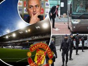 Bóng đá - Đá Europa League, MU ngay ngáy lo khủng bố
