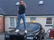 Đại chiến tỷ đô: McGregor - Mayweather vác xế mắng nhau