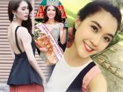 Thời trang - Nhan sắc thực của Hoa khôi Phú Yên vừa đăng quang Miss Asia