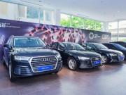 Loạt xe Audi đặc biệt phục vụ APEC 2017 ở Việt Nam