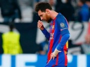 """Bóng đá - Nóng ở Barca: Messi lộ diện """"đâm sau lưng"""" HLV Enrique"""