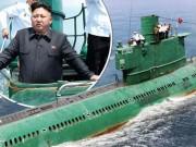 Thế giới - Đội tàu ngầm Triều Tiên đã sẵn sàng giáng đòn hạt nhân?