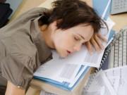 Sức khỏe đời sống - Ngủ trưa quá 45 phút dễ bị đột quỵ?