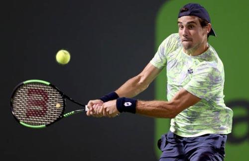 Tin thể thao 14/4: Dimitrov thua sốc ở Morocco