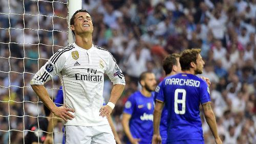 """Ứng viên vô địch cúp C1: Real đấu Juventus, Barca """"ra rìa"""""""