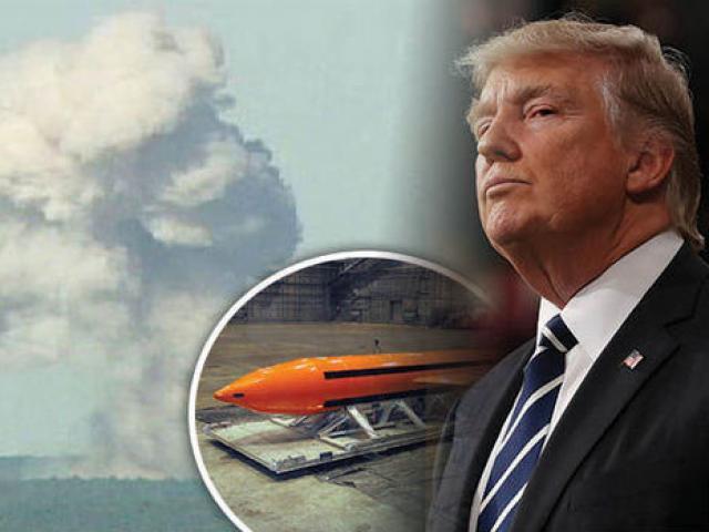 """Mỹ phát triển phiên bản mới của """"Mẹ các loại bom"""" - 2"""