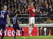 """Bóng đá - Góc chiến thuật Anderlecht – MU: """"Mèo vờn chuột"""" bất thành"""