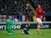 """Bóng đá - MU hòa đau đớn, Mourinho trách Ibrahimovic """"ăn hại"""""""