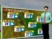 Tin tức trong ngày - Dự báo thời tiết VTV 14/4: Bắc Bộ tăng nhiệt, Nam Bộ nắng nóng