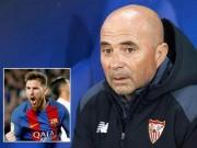 """"""" Cừu đen """"  Messi: Mưu cao 1 tháng đẩy 2 thầy ra đường"""