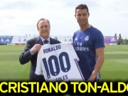 Bóng đá - Vua Ronaldo 100 bàn cúp châu Âu: Như giấc chiêm bao