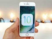 Công nghệ thông tin - iOS 10.3.2: Bản cập nhật chưa từng có tiền lệ dành cho iPhone