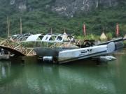""""""" Đột nhập """"  phim trường Kong: Đảo đầu lâu ở Ninh Bình"""