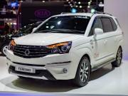 Tin tức ô tô - Ssangyong Stavic Turismo: Xe 9 chỗ Hàn Quốc thế hệ mới