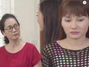 """Phim - Con dâu ngất xỉu vì bà mẹ """"săm soi"""" nhất màn ảnh Việt"""