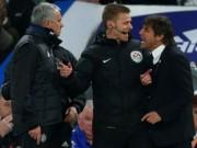 """Bóng đá - MU: """"Judas"""" Mourinho và mối hận với Chelsea, Conte"""