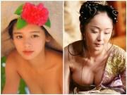 Chưa 18 tuổi, loạt mỹ nhân Hoa gây sốc với cảnh phim nhạy cảm
