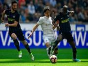 """Bóng đá - Inter Milan - AC Milan: """"Vỡ tim"""" phút 90+7"""