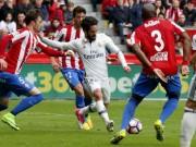 Bóng đá - Gijon - Real Madrid: Vị cứu tinh và những tuyệt phẩm