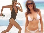 Làm đẹp - Hình thể bikini gợi cảm hơn gái 20 của mỹ nhân U60, U70