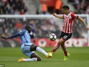 Chi tiết Southampton - Man City: 3 phút 2 bàn thắng (KT)